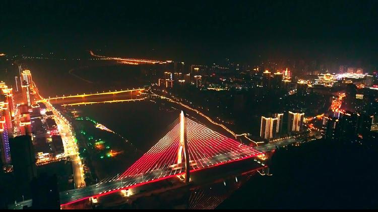 潼南双江特大桥规划图
