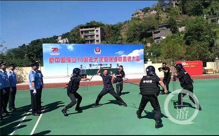 保长航水域安全,警方举行反恐汇演(3347106)-20190914161441.jpg