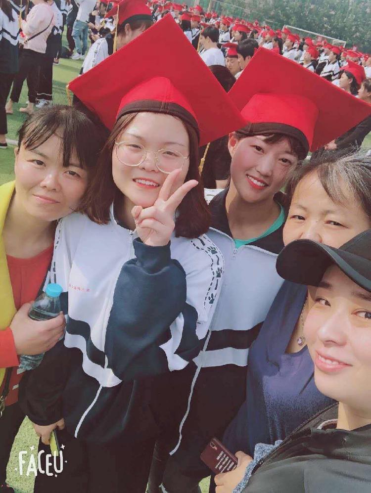 衡水妈妈写给景县课题工程学校的科技成人礼后女儿初中小体育的v妈妈图片