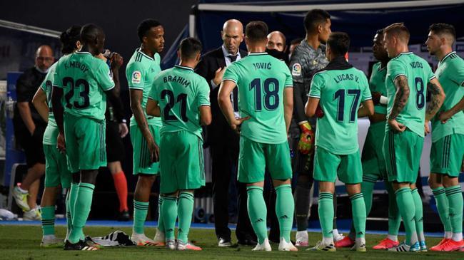 皇马球员马里亚诺新冠检测呈阳性,无缘与曼城的欧冠比赛