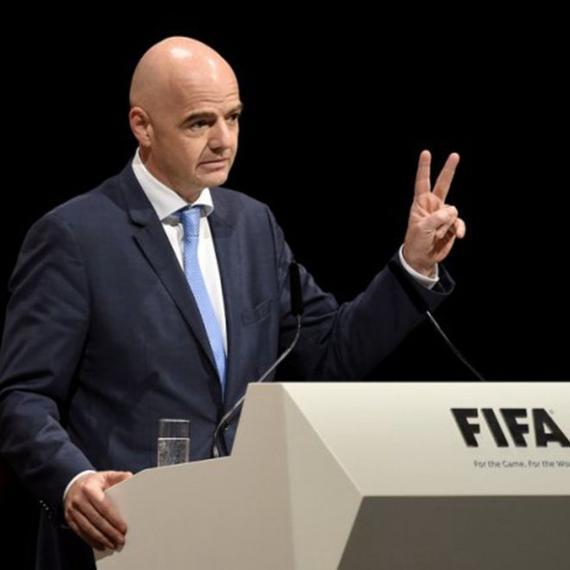 秘密交易?FIFA主席因凡蒂诺被瑞士检察院起诉