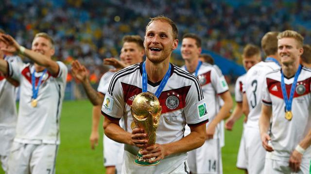 前德国国脚、2014年世界杯冠军成员赫韦德斯宣布退役