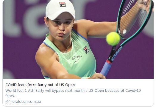 美网退赛名单正在不断增加,美国人还能硬着头皮办赛吗