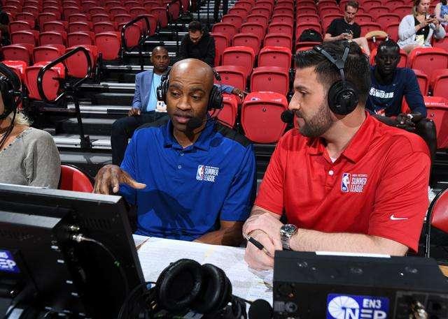 卡特将担任比赛分析师,与ESPN签下多年合同