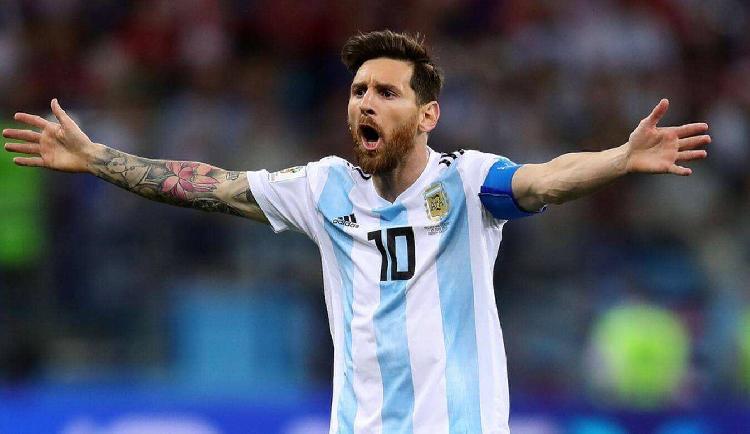梅西已与阿根廷国家队汇合,备战南美区世预赛