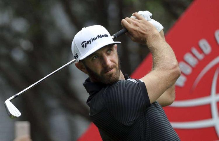 高尔夫世界第一达斯汀·约翰逊感染新冠