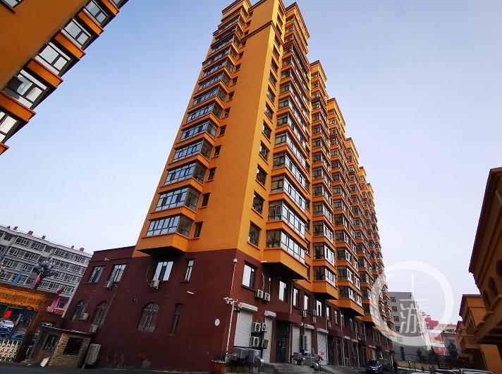 黑龙江开发商先以34套房抵债  后瞒着债主撬