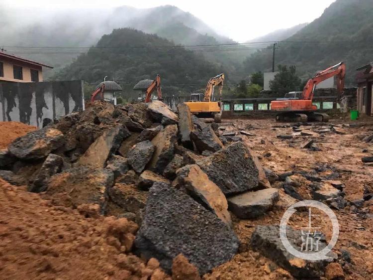 紹興鎮政府強拆招商項目風波:兩審官司被判敗