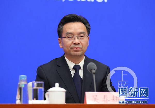 交通运输部新闻发言人、政策研究室主任吴春耕_large.jpg