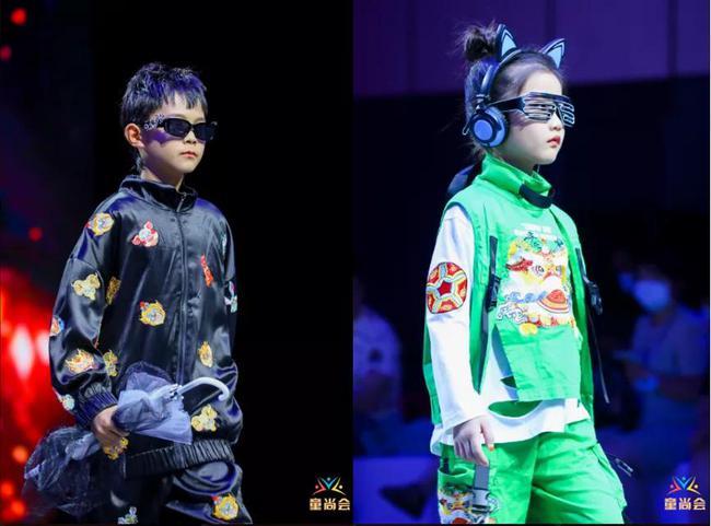 引领儿童时尚潮流 2021亚洲国际童装节完美落幕