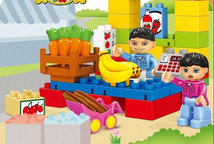 积木是个好玩具 孩子玩积木的四大好处