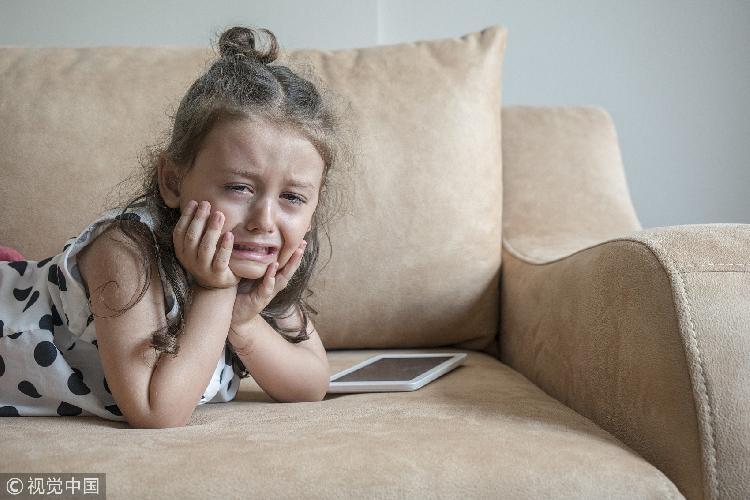 孩子总哭闹可能由于这5个原因