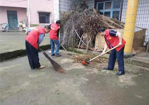 南泉持续开展农村人居环境综合整治