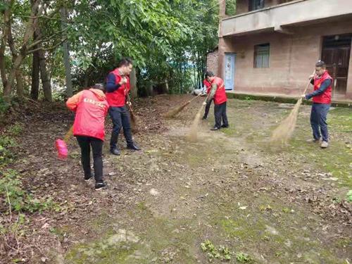 南泉:常态化推进村庄整洁行动