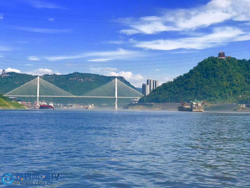 涪陵:两江四岸似画卷 平湖美景惹人醉