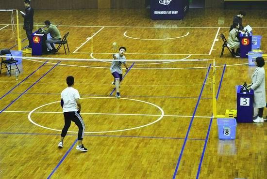 涪陵区第十一届中小学生羽毛球比赛落幕