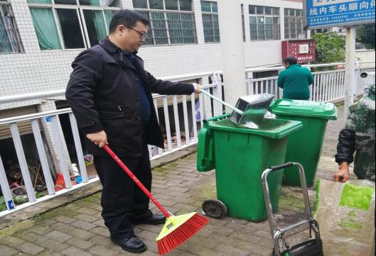 潼南区退役军人事务局扎实开展志愿服务