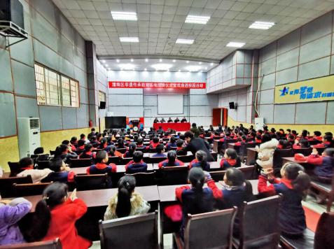 潼南区非遗传承教育基地授牌仪式暨戏曲进校园活动圆满举行