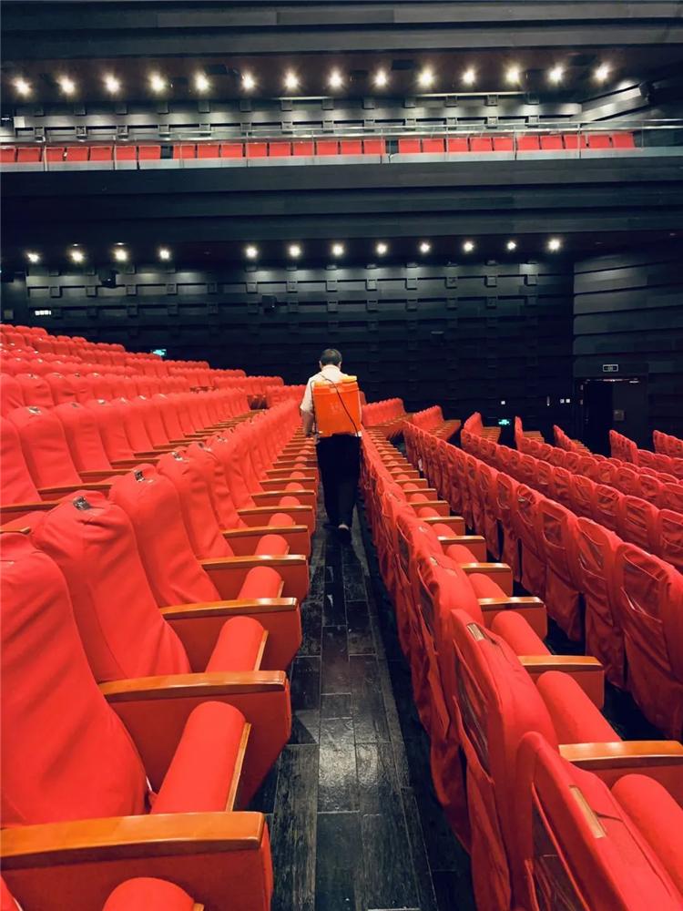 #剧院#可以看剧了!下周起,重庆国泰中心、施光南大剧院陆续开门复演