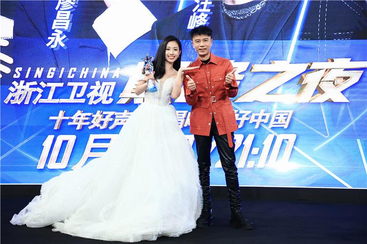 《2021中国好声音》冠军伍珂玥 外国音乐会上救场?中国男高音回应