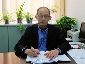 郭宁生 图据南京师范大学泰州学院官网