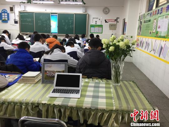 郑州女教师8年写200多万字随笔:教室是我的世界