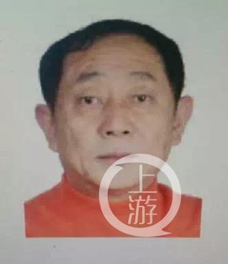 咸宁警方公布的犯罪嫌疑人张开放.jpg