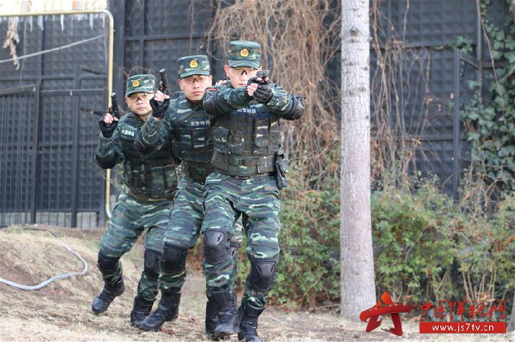 【我身边的战友】何捷:岭南有悍虎 敌闻皆丧胆