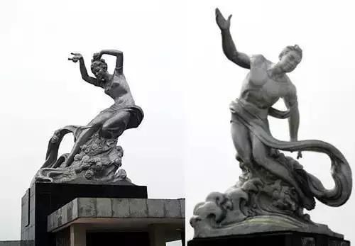 这些浓缩了重庆历史文化的城市雕塑,值得你慢慢品味