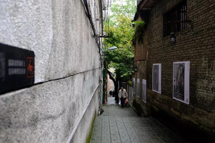 重庆城原来的模样,在这条小巷里可以找到