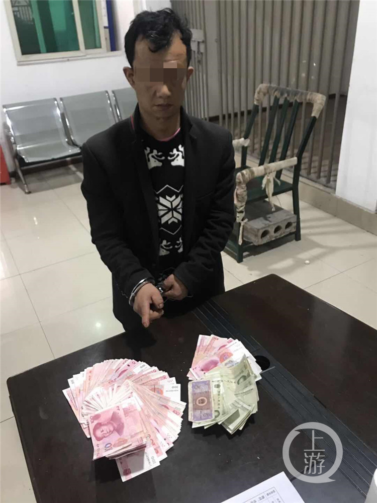 """茶馆被盗上万元,一年前的""""一杯茶""""牵出嫌疑人"""