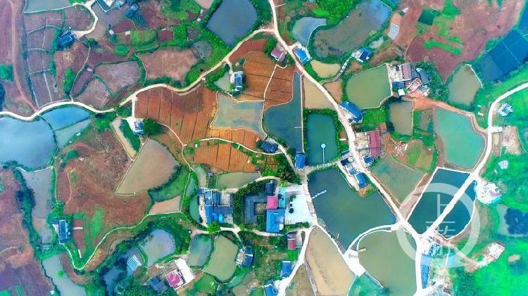 重慶十大特色鄉村 | 潼南區塘壩鎮天印村田園綜合體