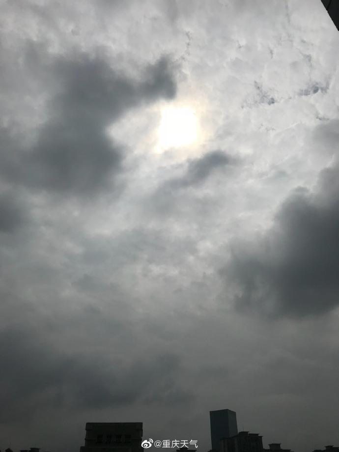 天气预报 | 周末抓紧时间拥抱暖阳,主城最高25℃