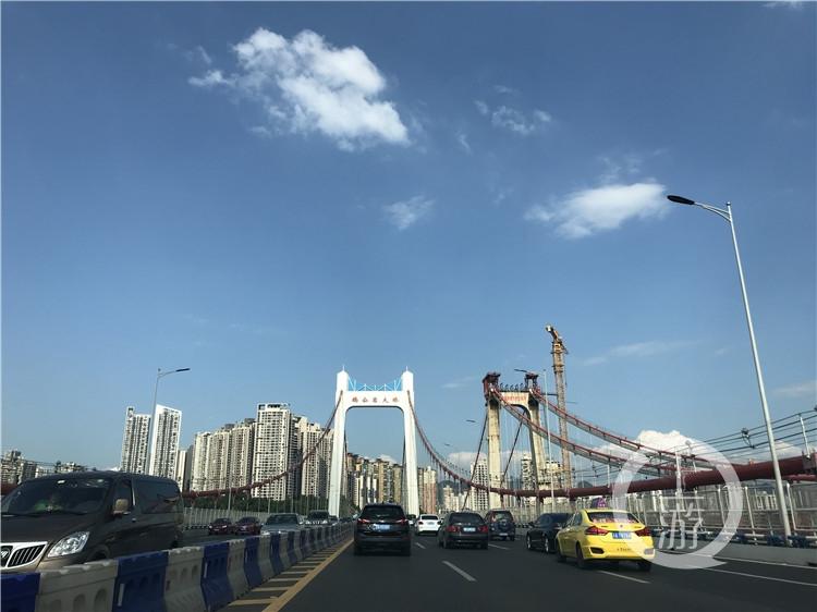 重庆主城空气质量为优的天数首次突破100天