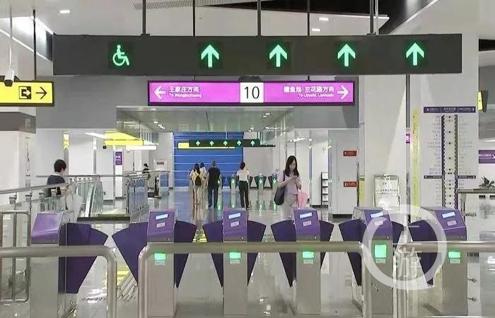 轨道交通国博中心站将扩能改造 新增38台闸机和3部扶梯