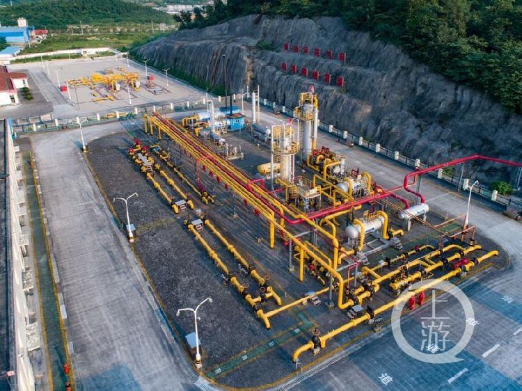 新纪录!涪陵页岩气田焦页6-2HF井产量突破3亿立方米