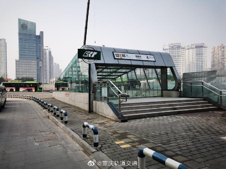 好消息!軌道環線南橋寺站12月15日開通