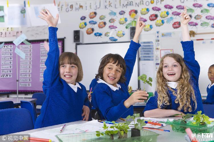 英学校试验小学生减肥计划 结果收效甚微