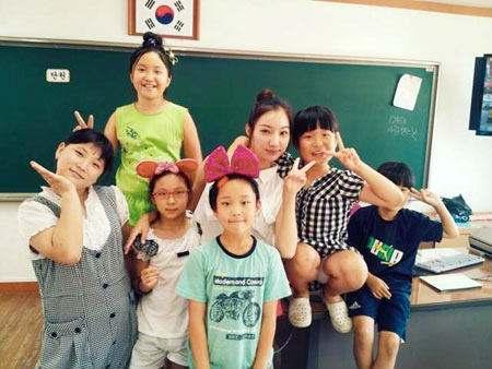 韩国中小学生补课花费高 才艺培养占比大