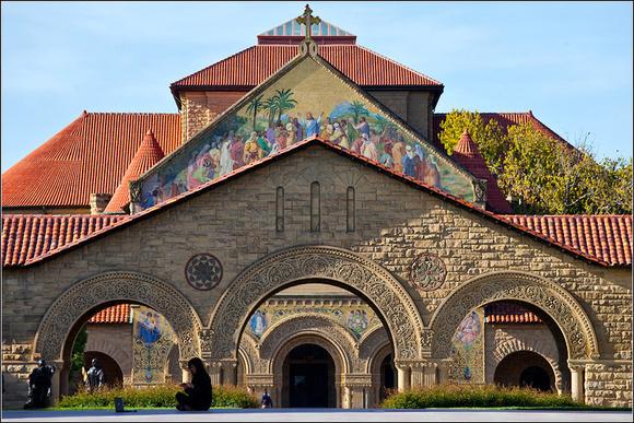 美斯坦福大学新生录取率仅4.3% 11.4%为国际生