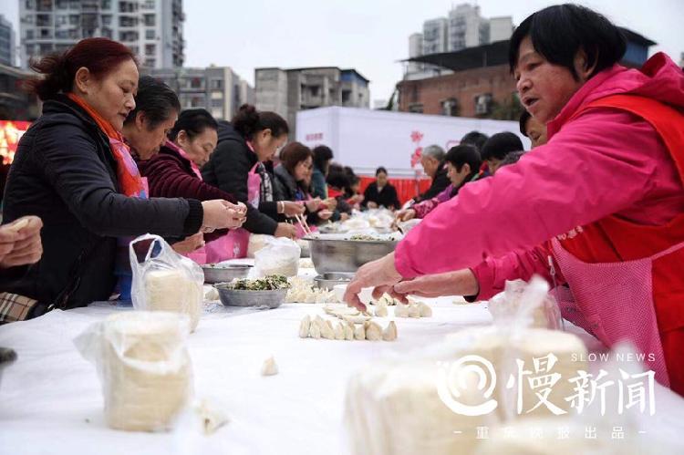慢新闻 | 邢家桥社区:140桌团圆宴 这里找到儿时过年的感觉