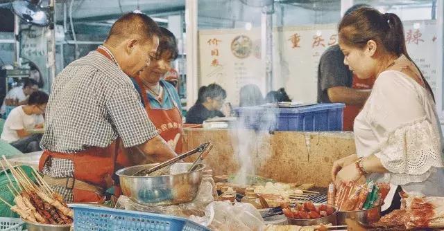 烧烤成重庆最受欢迎美食?火锅已哭瞎!