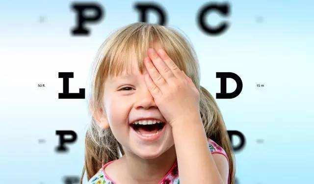 些原因造成孩子近视 高度近视选职业要注意