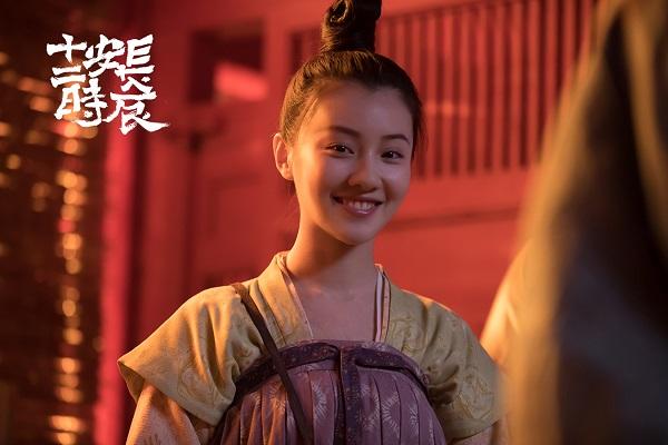 """王鹤润《十二时辰》智""""技""""长安__处漩涡中心象征希望"""