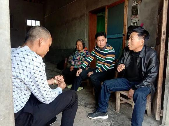 【沅江】走乡村,串农户,杨智勇关切调度三项工作