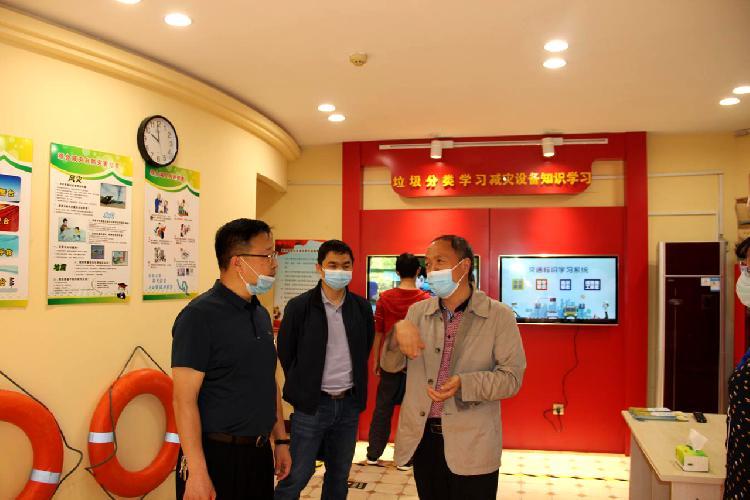 郑东新区提升基层应急能力 筑牢防灾减灾救灾的人民防线