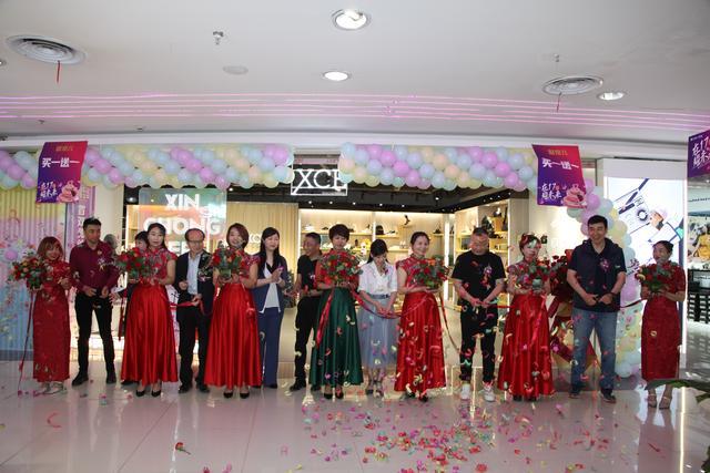 潮流   鞋品XCE馨宠儿品牌入驻青城  将引领时尚潮流新篇章