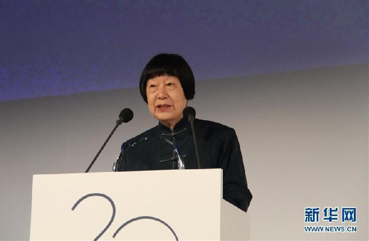 """(国际)(3)中国科学家张弥曼获颁""""世界杰出女科学家奖"""""""
