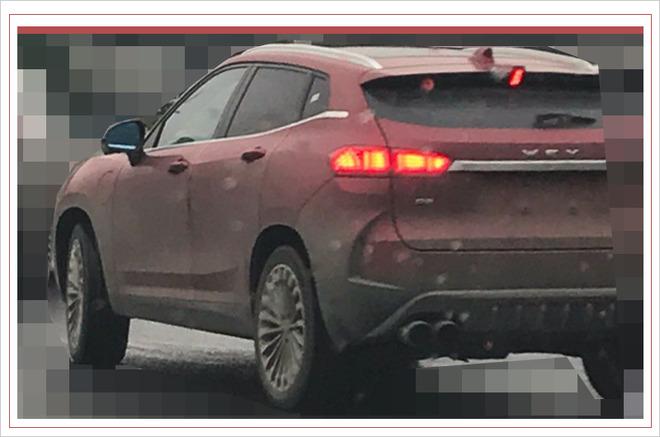 长城汽车,WEY混动版SUV,WEY新车