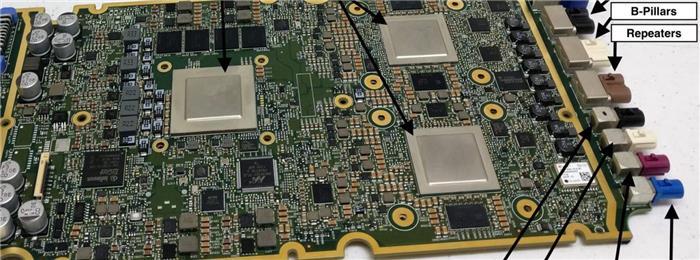 黑科技,前瞻技术,特斯拉Autopilot主板,特斯拉Autopilot 2.5,特斯拉Model 3
